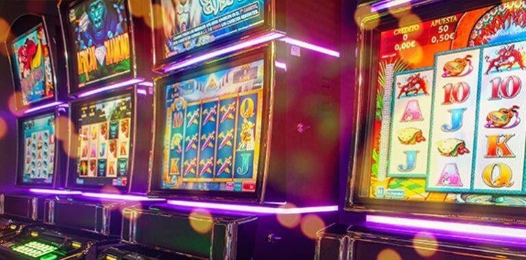 Ibiza Slot Machine