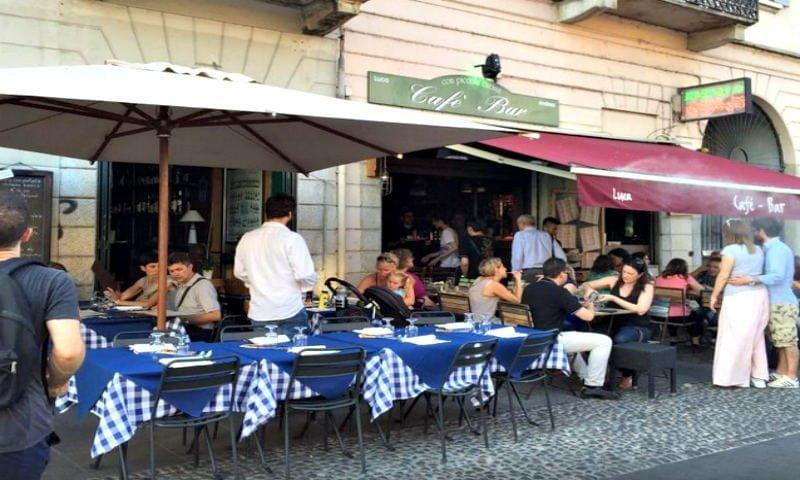 June in Milan