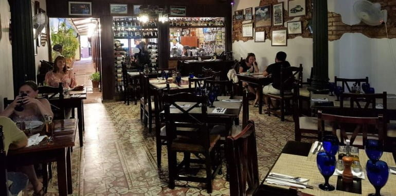 San Jose Restaurant Meal Review Where To Eat In Trinidad