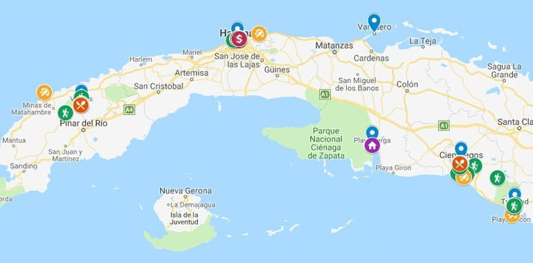 cuba-tourism-map-with-attraction-hotel-and-restaurant-markets