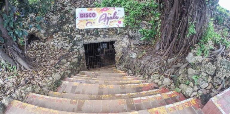 cuba-trinidad-nightlife-cueva-disco-ayala-entrance