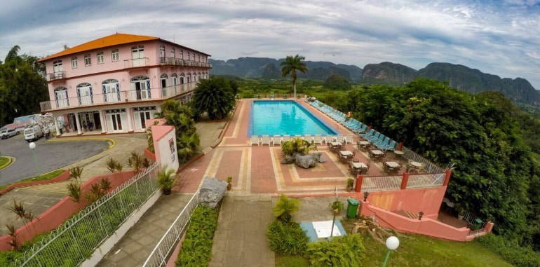 Hotel Los Jazmines Lookout
