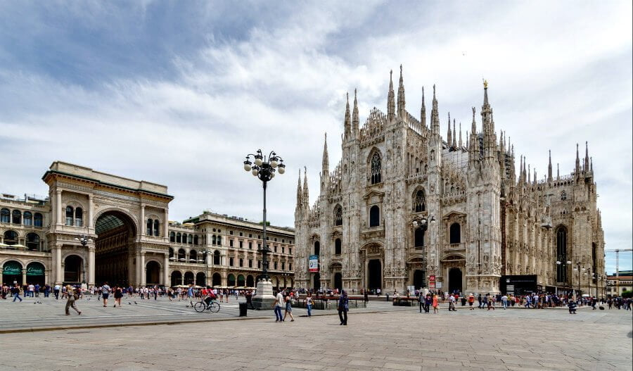 Milan Tourist Attractions