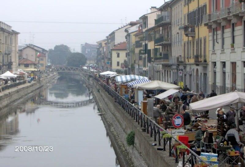 Milan In April