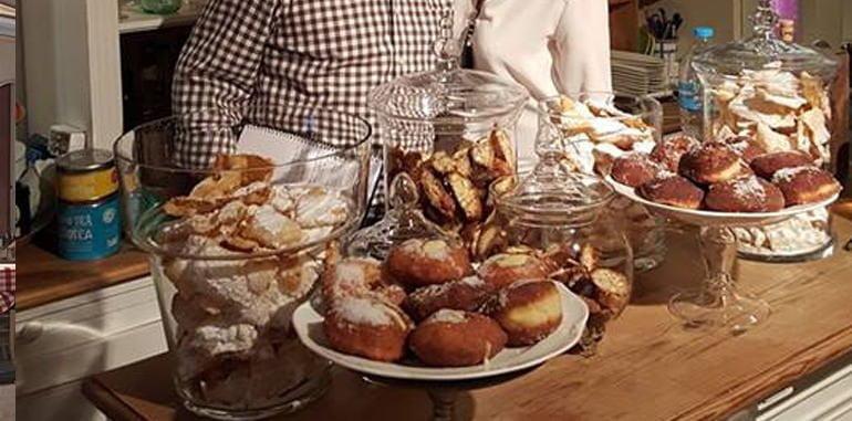 Pastry Selection @ La Cucina di Daniele Restaurant