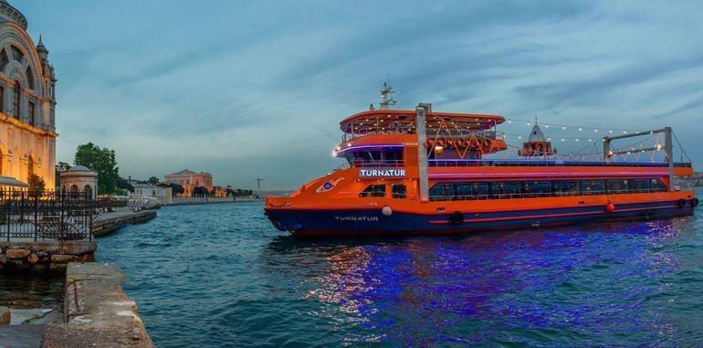 Pereme NYE Cruise
