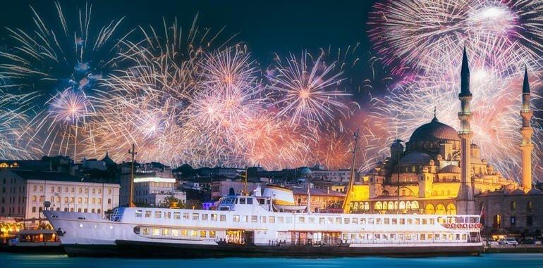 Istanbul NYE Cruise Advice