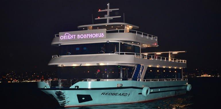 Orient NYE Cruise