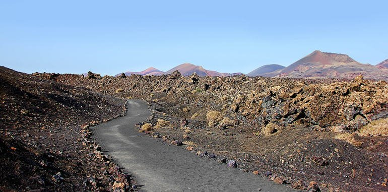 Lanzarote's Unusual Places
