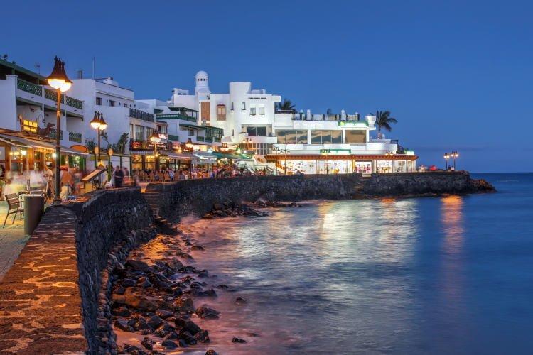 Lanzarote Accommodations
