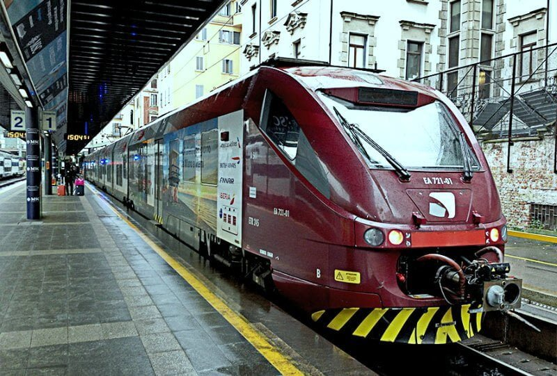 Malpensa Express Train
