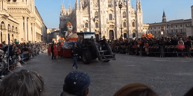 Milan In March