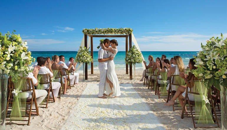Cancun Area Wedding Resorts