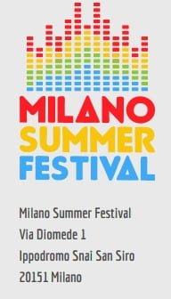 Milan In June