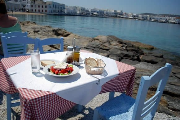 30 Best Places to Dine on Mykonos