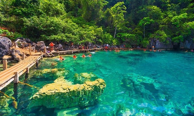 Palawan AttractionsPlaces that attract the tourists in Palawan