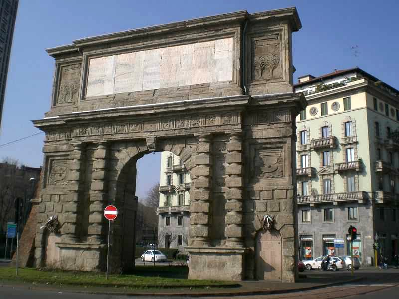 History of Milan