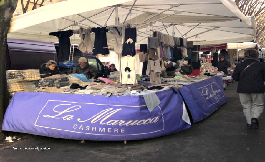Milan Street Markets
